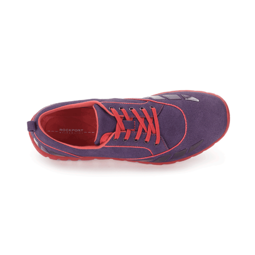 truWALKzero Pod Lace Up Women's Sneakers in Purple