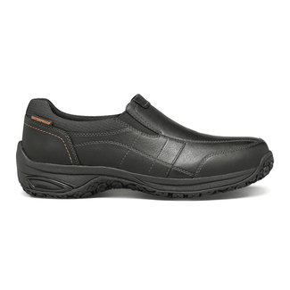 Ludlow Litchfield Slip-On in Black
