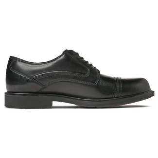 Jericho Jackson Lace-Up in Black