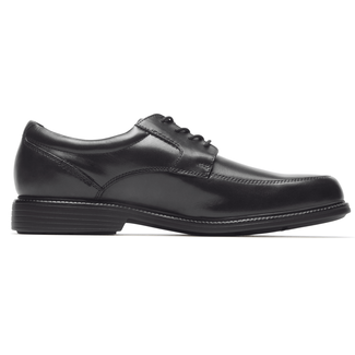 Charles Road Apron Toe in Black