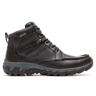 Cold Springs Plus High Moc Boot in Black