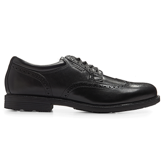 Essential Details Waterproof Wingtip in Black