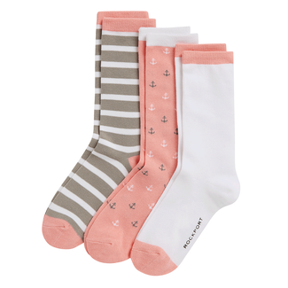 Fashion Wardrobe Pack Crew Socks,