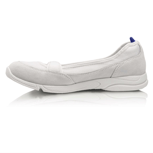 Cycle Motion Mary Jane Women's Sneakers in White
