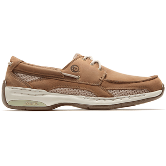 Waterford Captain Boat Shoe in Grey