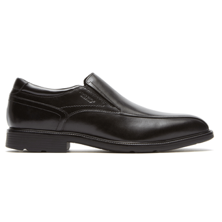 Insider Details Waterproof Slip On Men's Slip Ons in Black