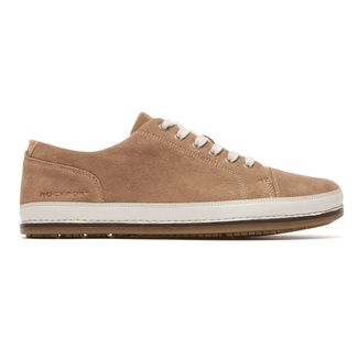 Harbor Point Lace to ToeRockport Men's Tan Harbor Point Lace to Toe