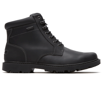 Redemption Road Plaintoe Boot in Black