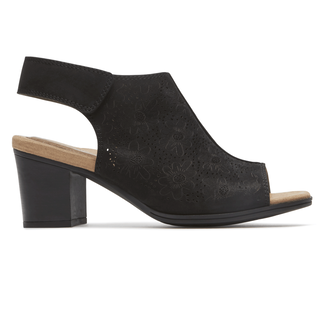 Cobb Hill Hattie Cuff Hi Vamp in Black