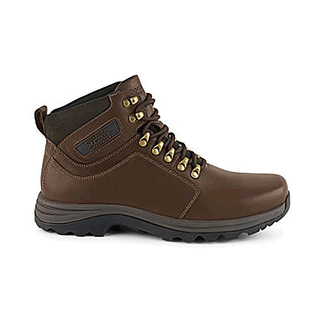 Bracken Ridge Plain Toe Boot, BROWN