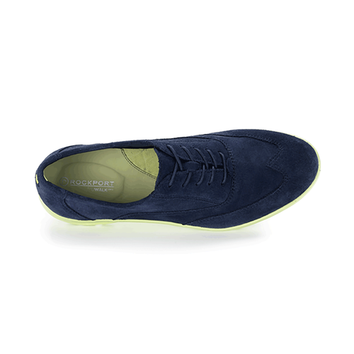 truWALKzero Wingtip Oxford, Blue