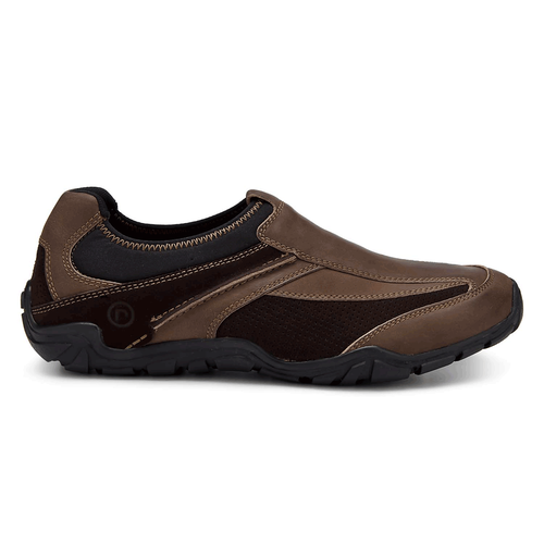 Bayfront Creek Casual Slip-On Men's Casual Shoes in Brown