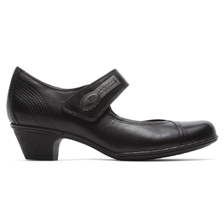 Abigail Mary Jane Cobb Hill by Rockport in Black