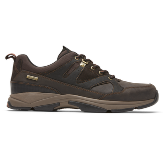 XCS Sawyers Sneaker, DARK BROWN