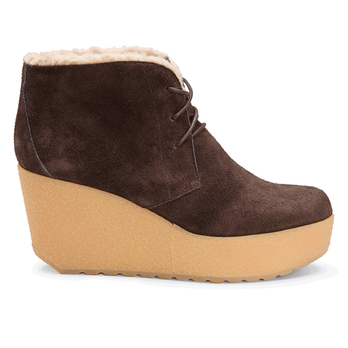 Cedra Desert Boot Women's Boots in Brown