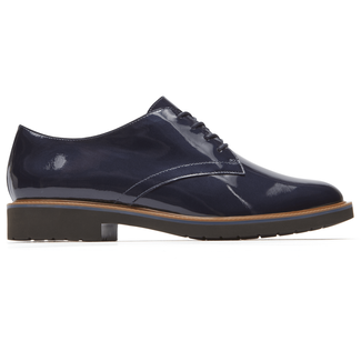 Total Motion Abelle Lace Up, DK SAPPHIRE PEARL PATENT