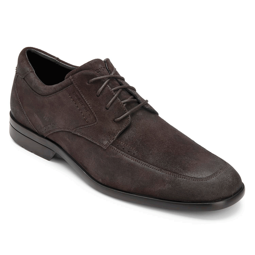 Business Lite Moctoe Men's Dress Shoes in Brown