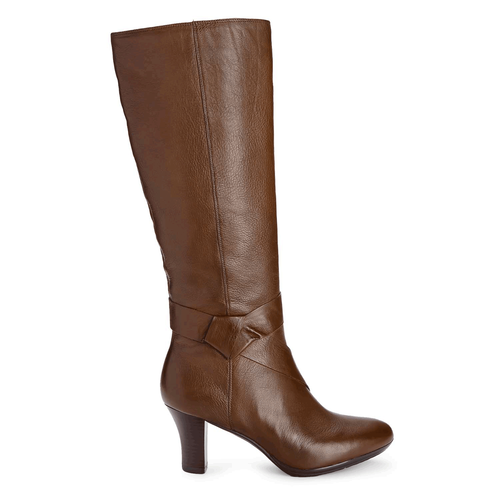 Ordella Tall Knot Boot Women's Boots in Brown