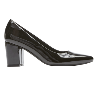 Gail Pump, BLACK PATENT