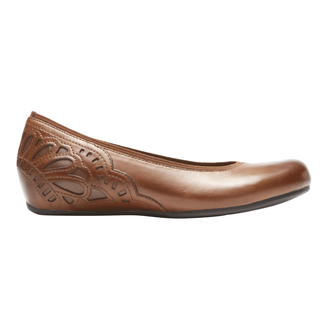 Cobb Hill Sharleen Ballet, ALMOND LEATHER