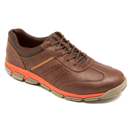 RocSports Lite T-Toe - Men's Brown Casual Shoes