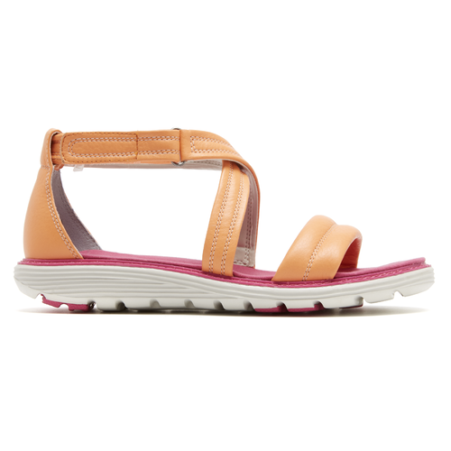 truWALKzero Anklestrap Sandal Women's Sandals in Tan