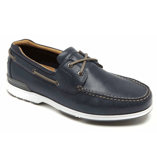 Off The Coast 2 EyeOff The Coast 2 Eye - Men's Navy Boat Shoes