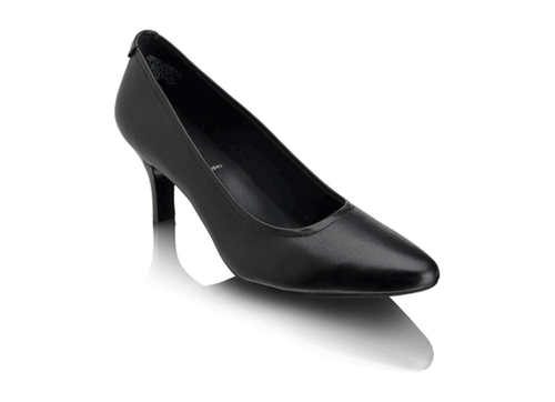 Pilot Path Women's Heels in Black