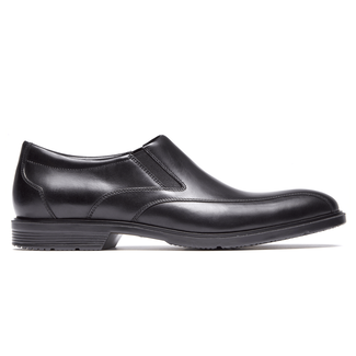City Smart Bike Toe Slip On Men's Slip Ons in Black