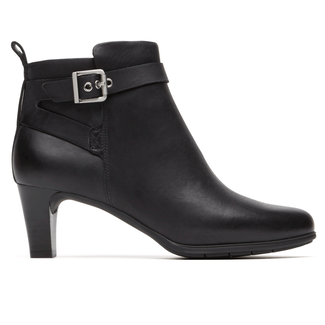 Total MotionMelora Strap Bootie in Black