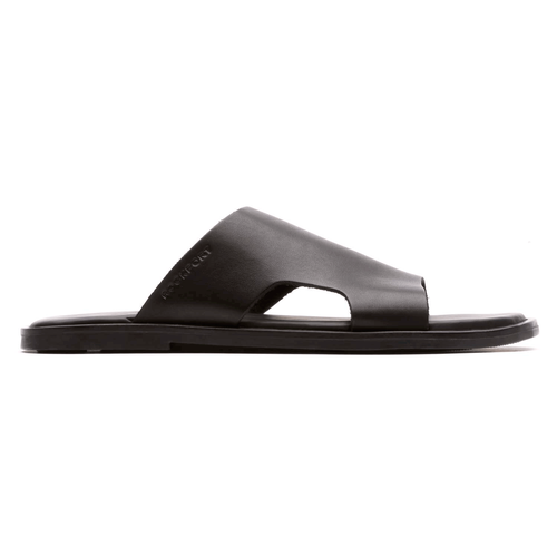 Beach Affair Slide Men's Dress Casual Shoes in Black