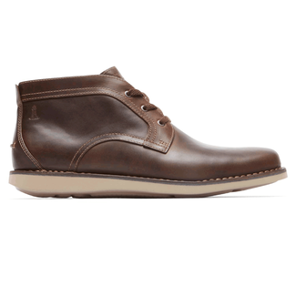 Eastern Standard Plaintoe Chukka in Brown