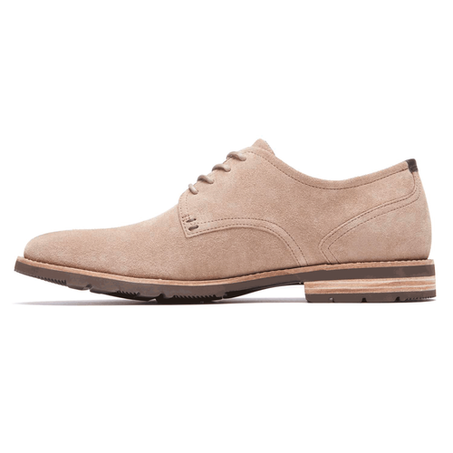 Ledge Hill 2 Plain Toe Oxford in Grey
