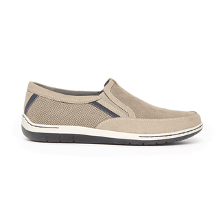 FitSync Extended Size Men's Shoes in Grey