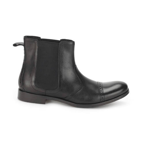 Castleton Boot, Men's Black Boots