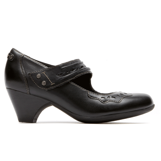 Demi Cobb Hill by Rockport in Black