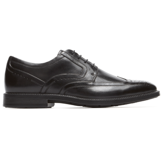 DresSports Modern Wingtip in Black