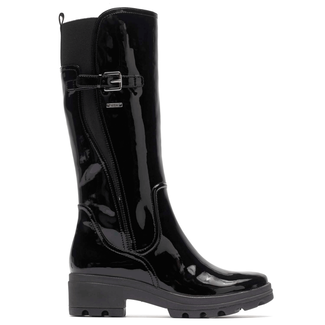 Lorraine II Lite Rainboot Women's Boots in Black