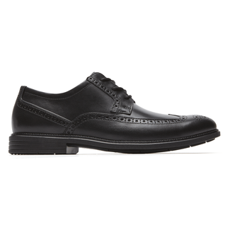 Madson Wingtip, BLACK