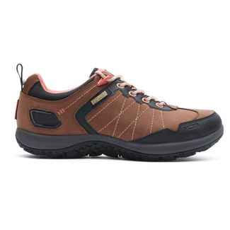 WALK360 Kezia Trail Low in Brown