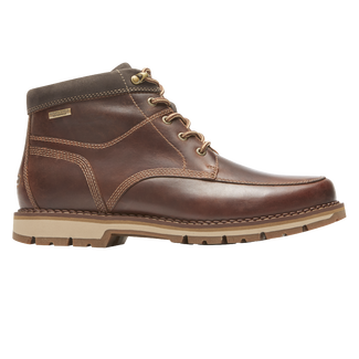 Centry Panel Toe Boot, BROWN