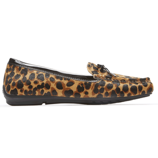 Total Motion Bow Driving Moc in Leopard