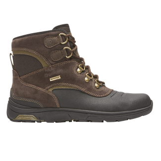 Trukka Waterproof High Boot, BROWN