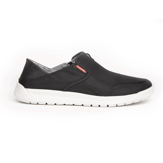 Randle Mesh Slip-On Comfortable Men's Shoes in Black