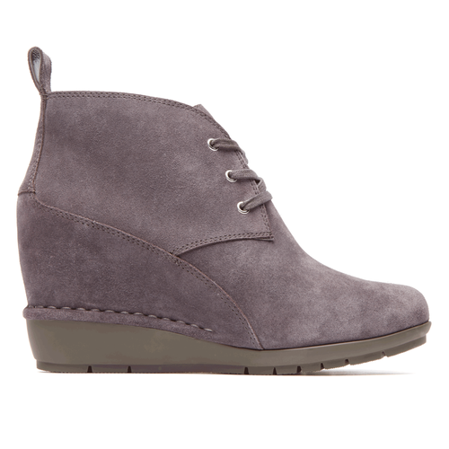 Total Motion Desert Boot Women's Boots in Grey