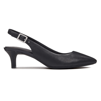 Total Motion Kalila Slingback Pump in Black