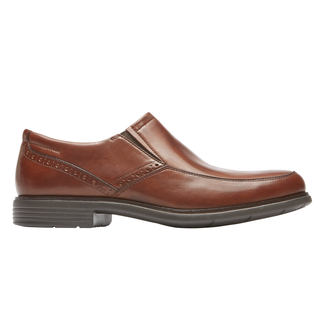 Total Motion Classic Dress Slip-On, NEW BROWN