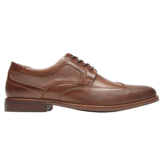 Style Purpose Perf Wingtip, BROWN