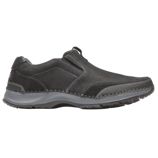 RocSports Lite Five Slip-On, BLACK