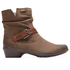 Riley Waterproof Mid Boot in Brown